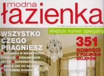 Modna Łazienka 1/2008